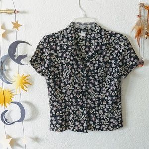 Summer Sunflower Blouse
